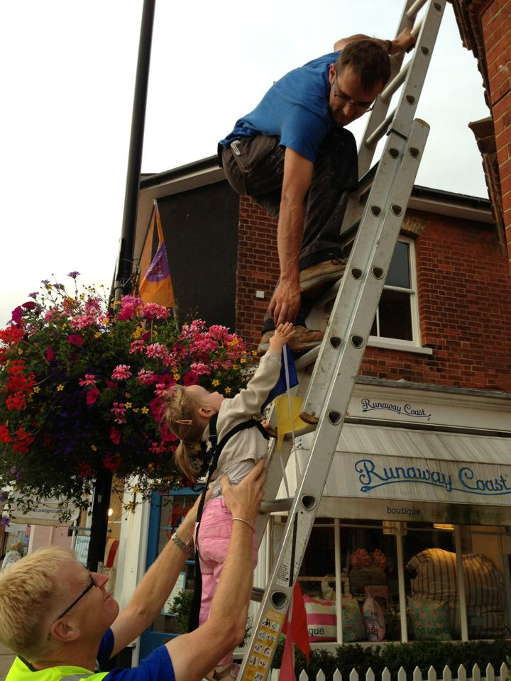 Aldeburgh Carnival helpers