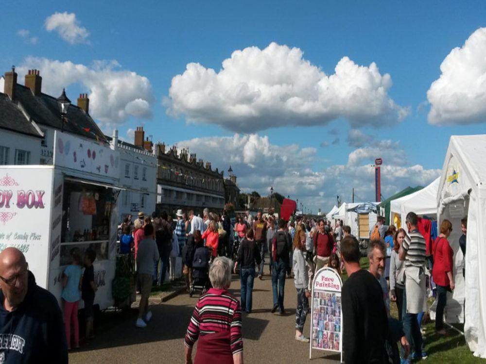 Aldeburgh Carnival Commercial Sites