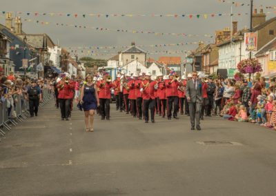 Copyright Ian F, Aldeburgh Carnival 2017