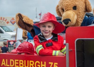 Copyright Birgitta B, Aldeburgh Carnival 2017