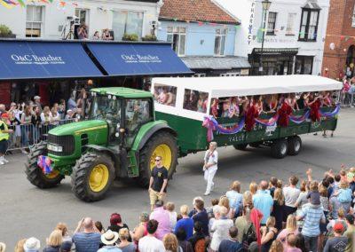Copyright John P, Aldeburgh Carnival 2017