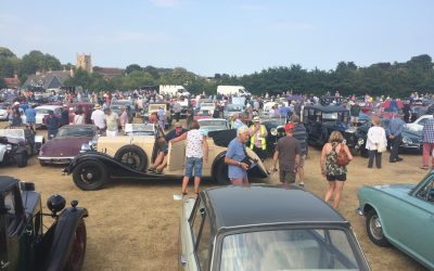 Friston Classics on the Green – Thursday 11th July 2019