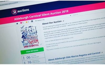 Silent Auction 2019 now live